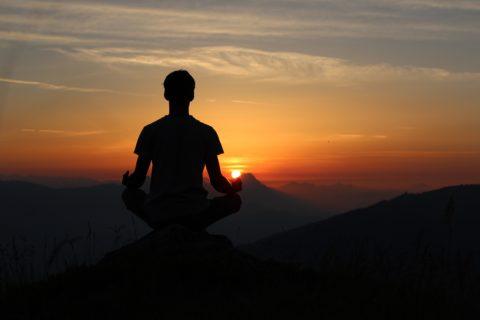 Can meditation help cope with cancer?